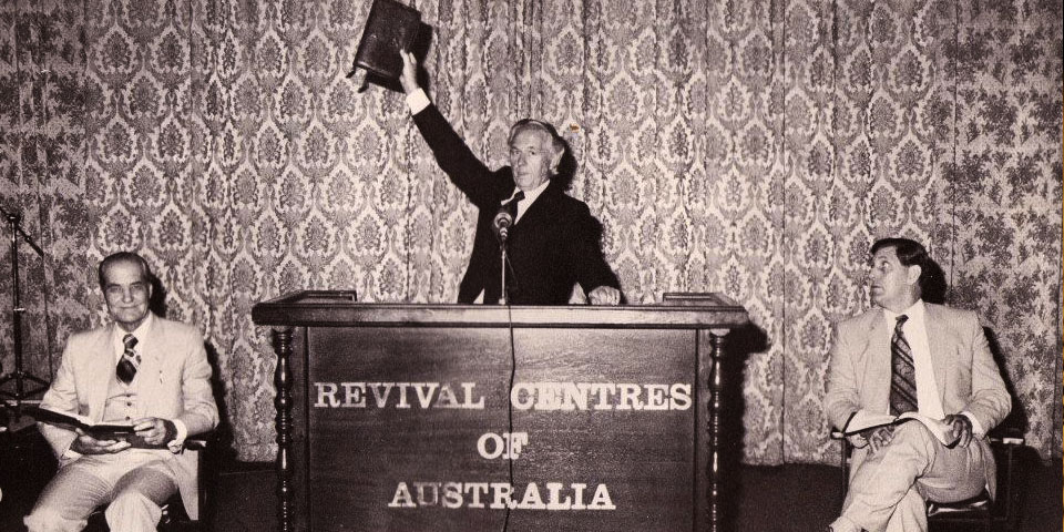 First Voice of Revival Editorial