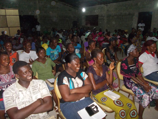 Liberia Rally 2015