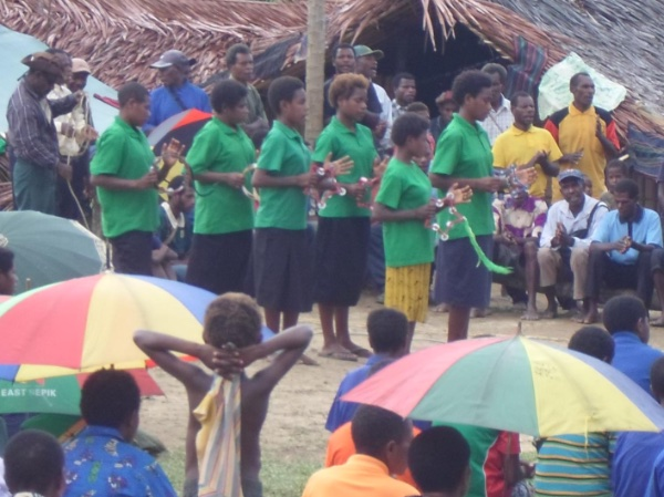 Rawot Easter Camp (PNG)