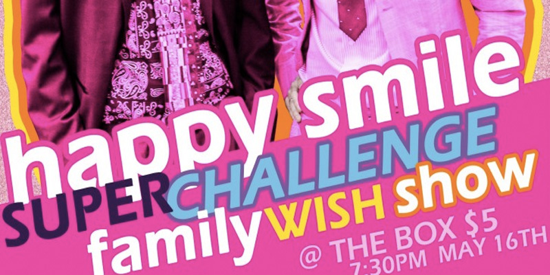 Melbourne Youngies - Happy Smile Super Challenge Family Wish Show