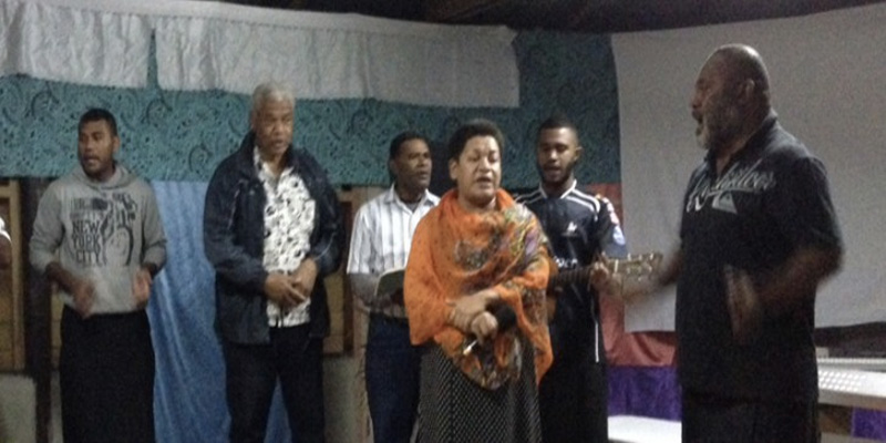 Fiji pastors and leaders conference