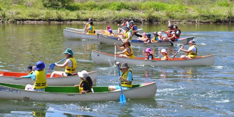 South Queensland Children's Camp 2015