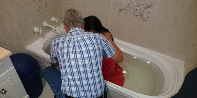 Housemeeting Baptisms