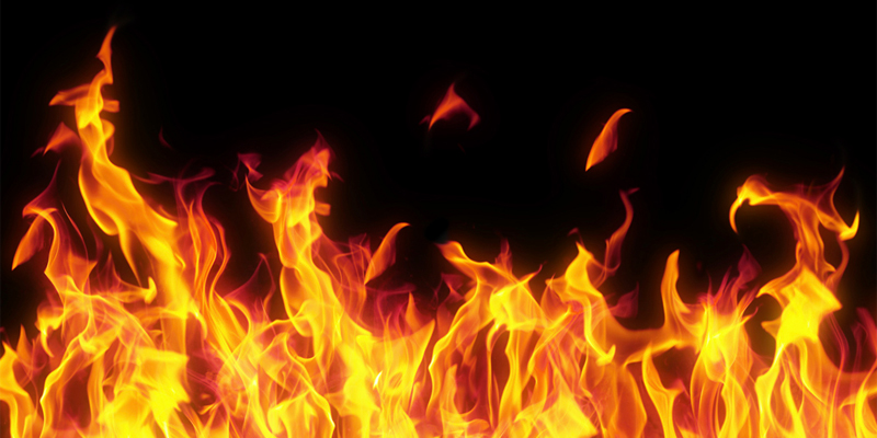 speaking in tongues and tongues of fire