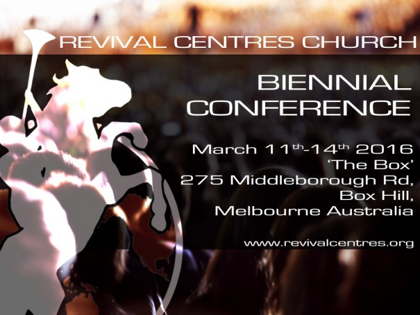 revival centres church biennial conference
