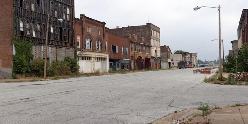Struggle town