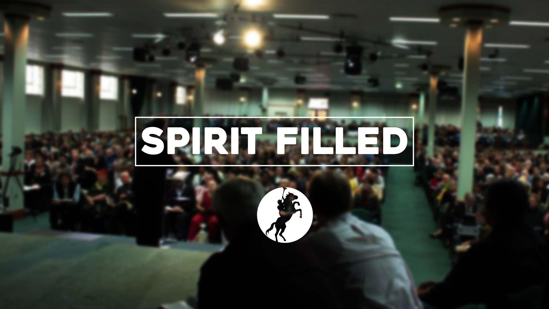 SPIRIT-FILLED