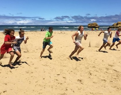 Melbourne Youngies Launch Camp