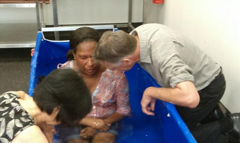 Baptism 1 CH
