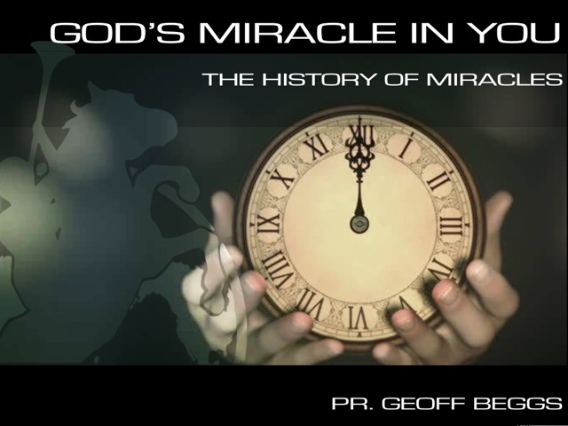 God's Miracle In You