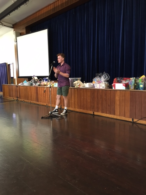 Hamper Auction for Malawi