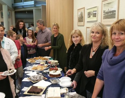 Southern Cake Stall