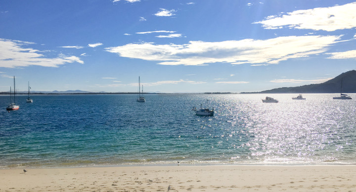 Annual Newcastle Camp 16' - Port Stephens