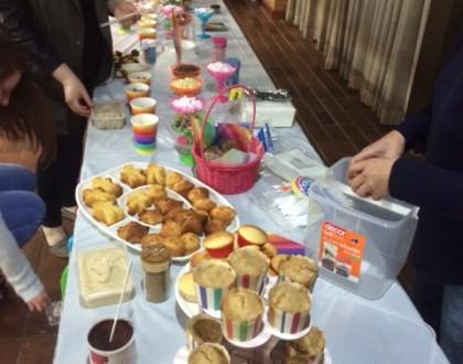 Cup Cake Social Night