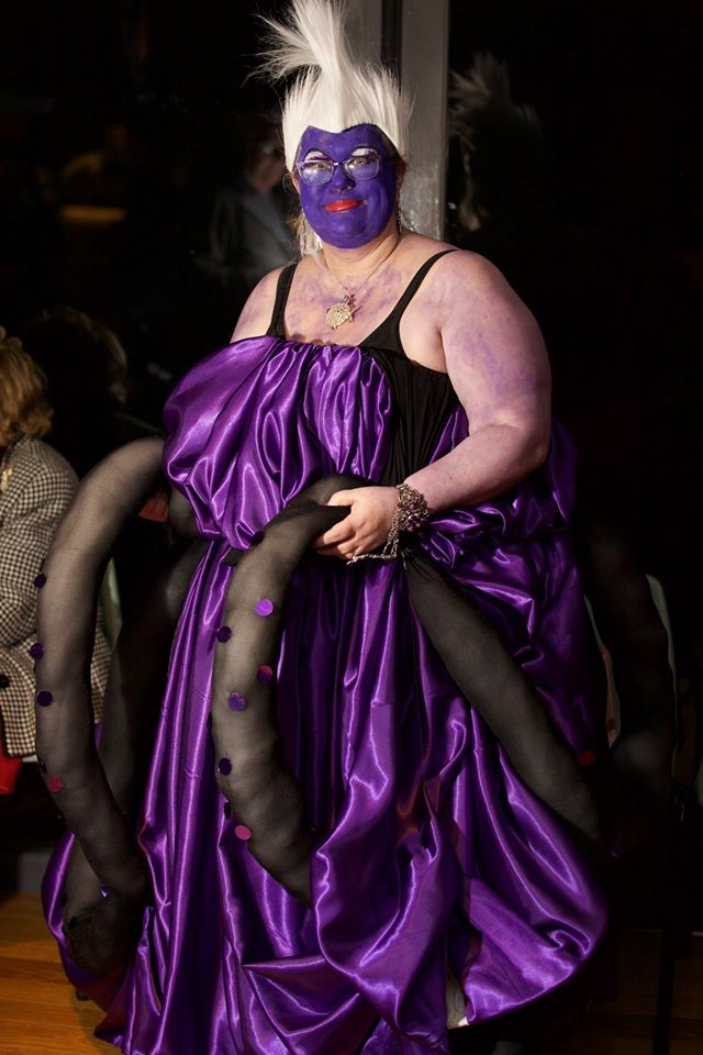Ursula from The Little Mermaid.