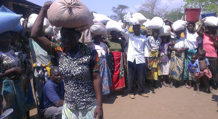 Malawi Famine Relief