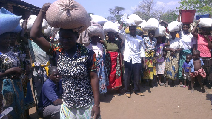 Malawi Famine Relief
