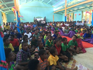 Children of the Wewak assembly