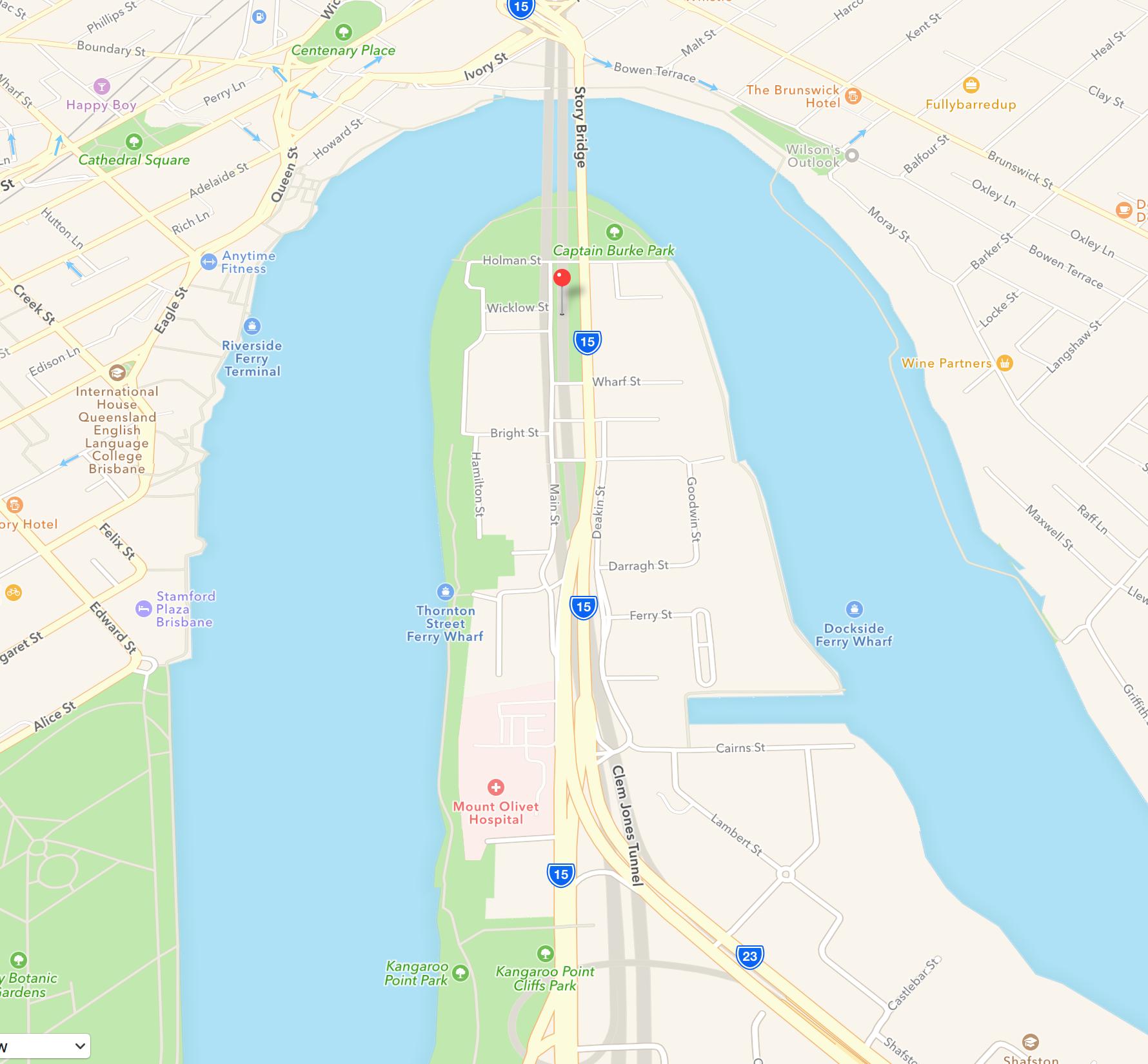 QMC Map