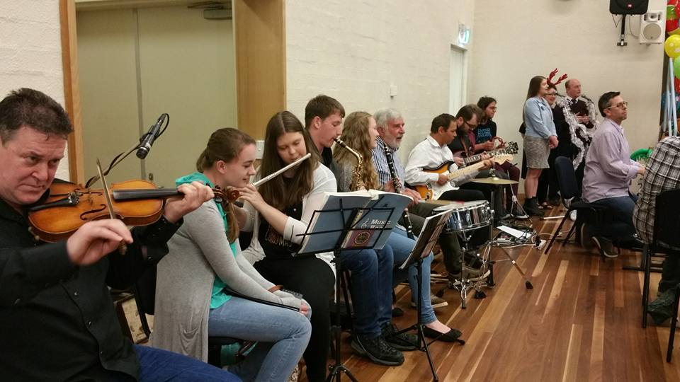 Melbourne Southern End of Year Concert