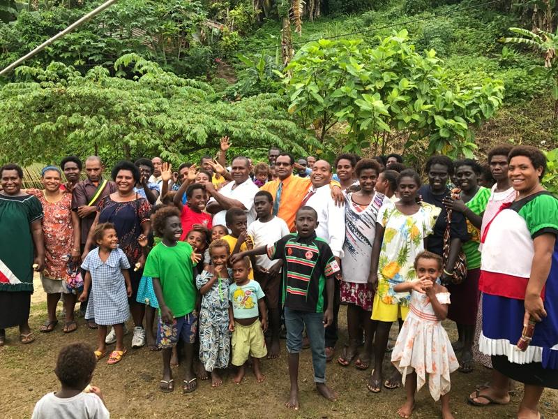 Buka (PNG) Christmas Camp