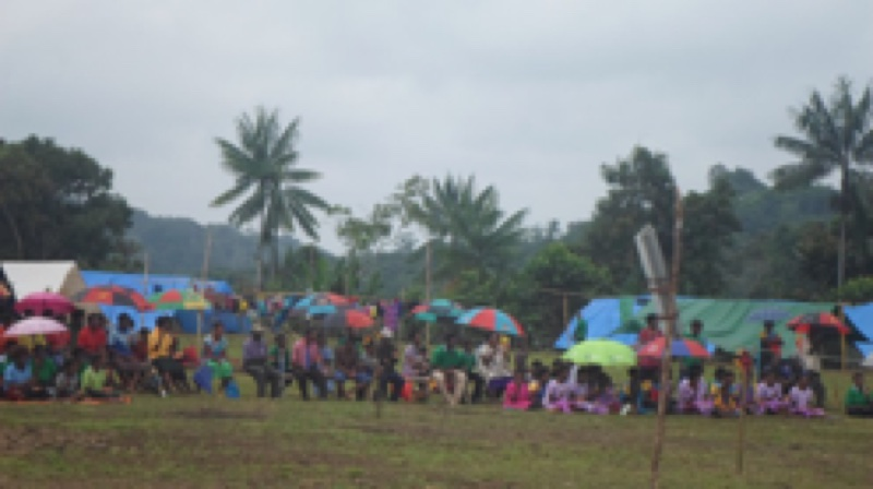 Milliom Christmas Camp – Lumi Zone, PNG