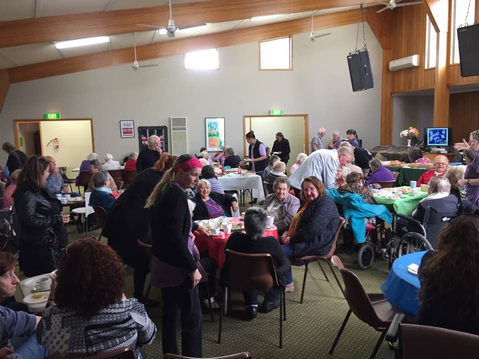 Ballarat Biggest Morning Tea