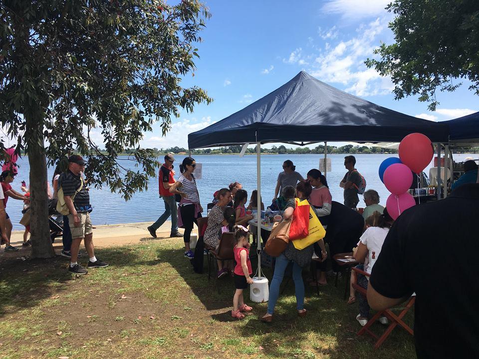 Ballarat Springfest Outreach