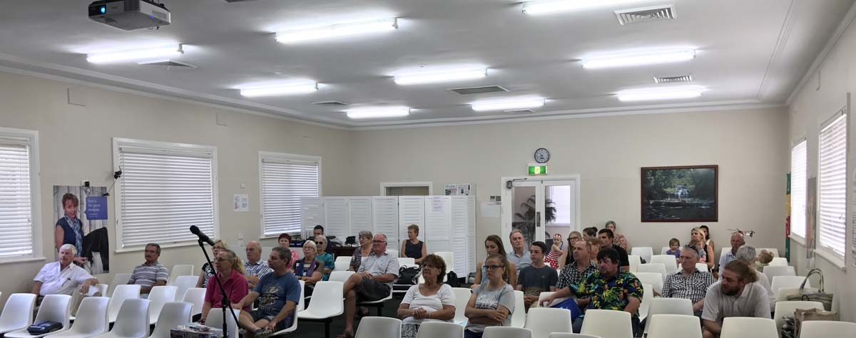 Dubbo Revival Centre Church meeting
