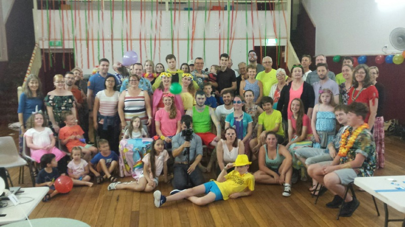 Forster -Tuncurry Christmas Camp