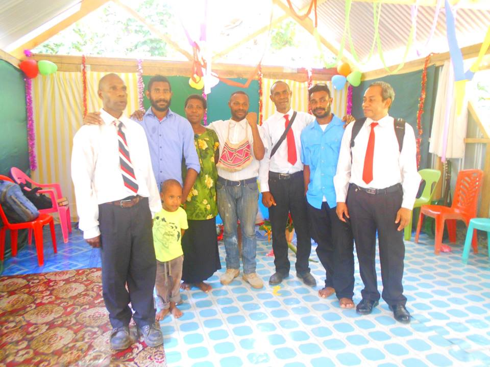 PNG Lae Hall Opening