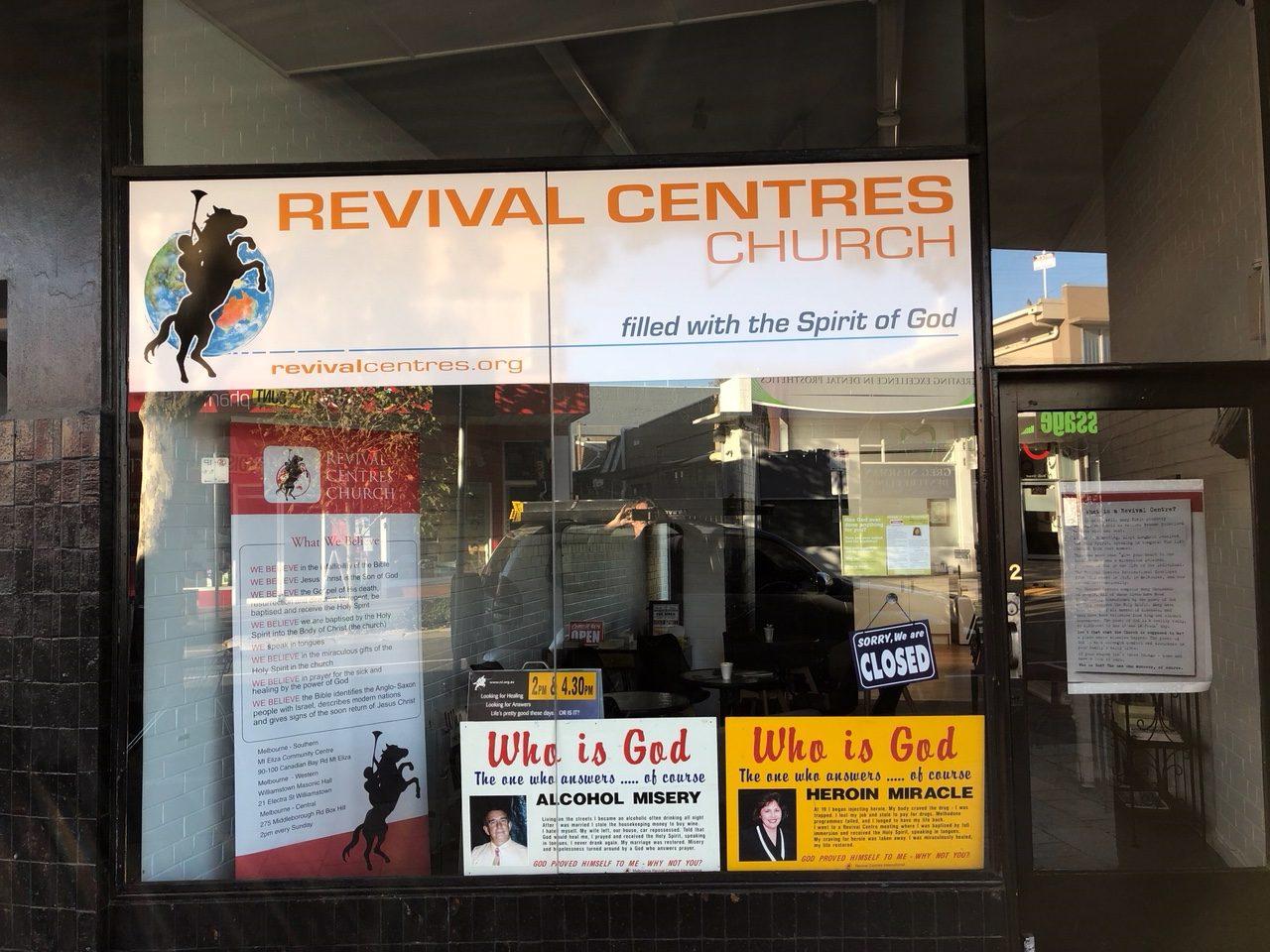 Melbourne Southern Outreach Shop
