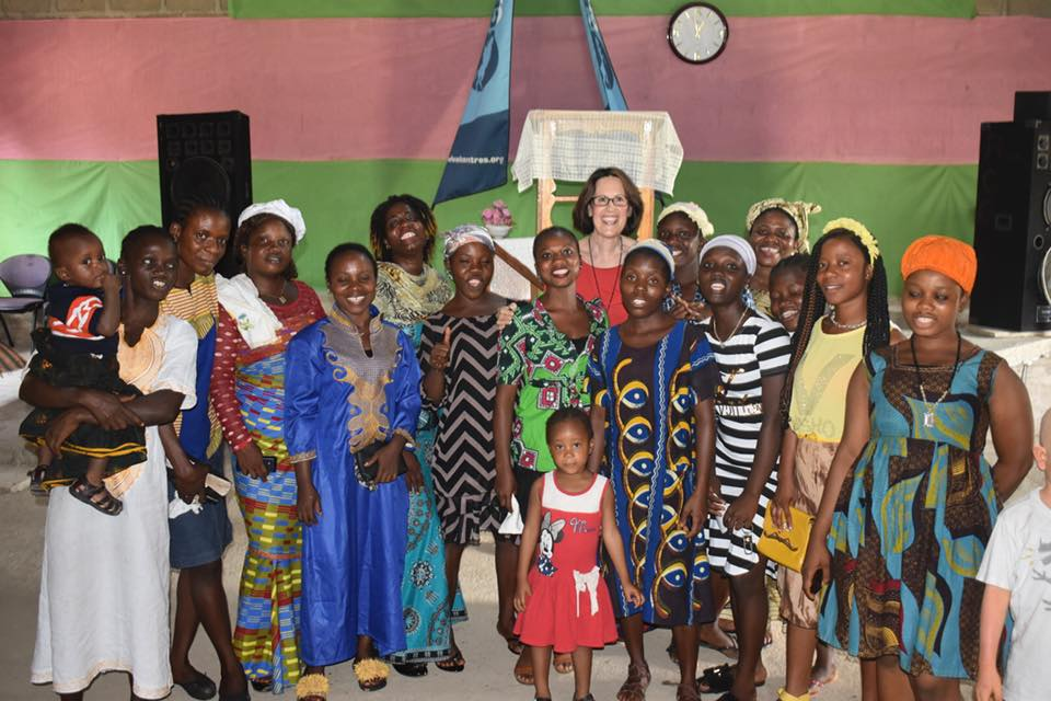 Monrovia, Liberia Visit