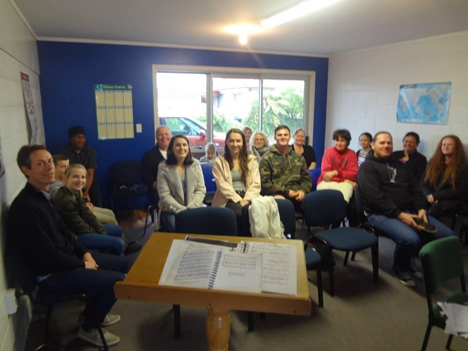 Rotorua NZ Meeting