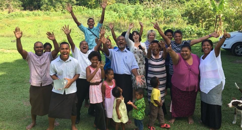 Fiji Sigatoka Visit