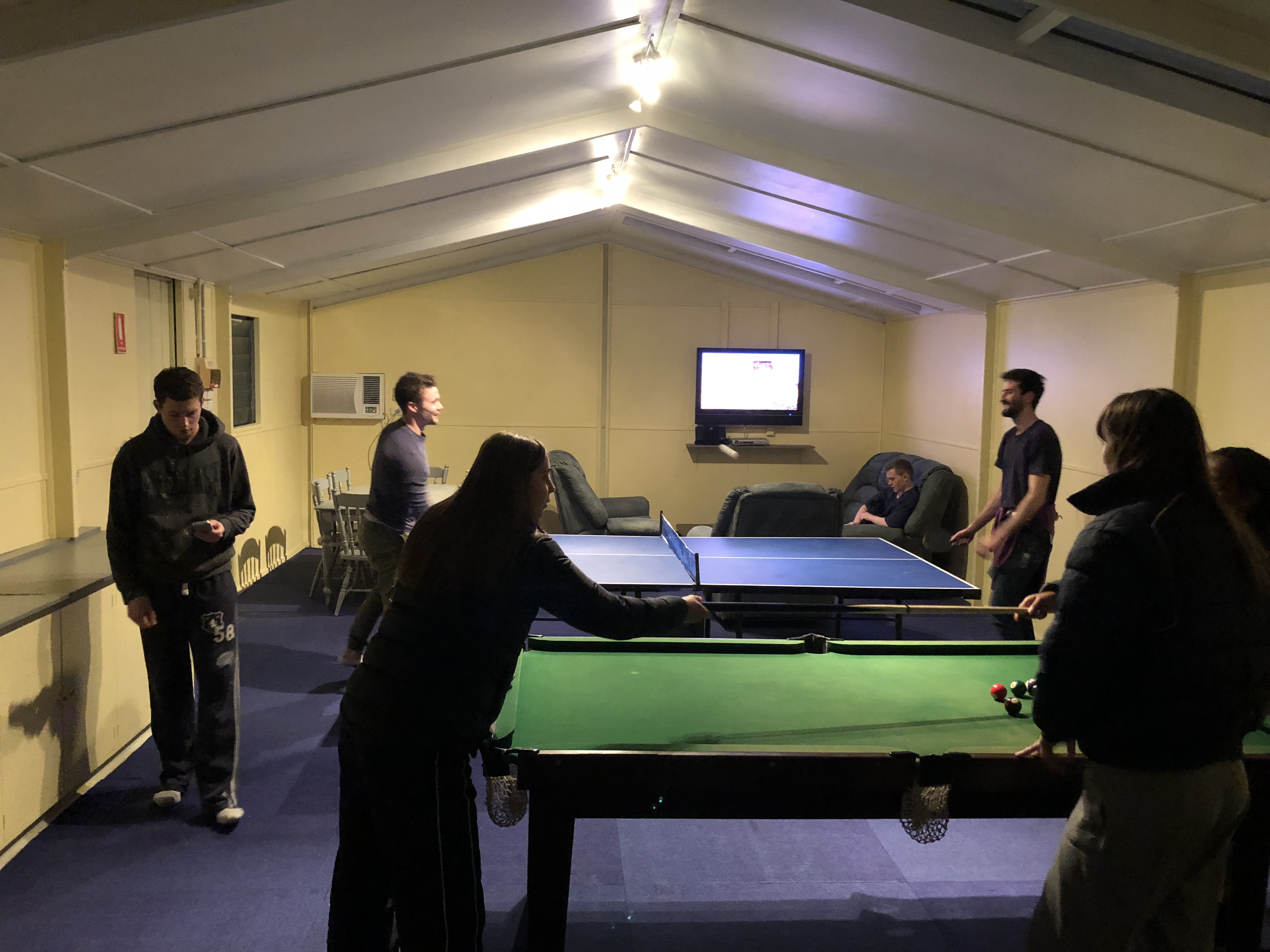 Melbourne Youngies Winter Camp