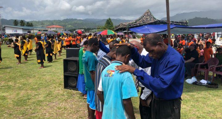 PNG Visit Report