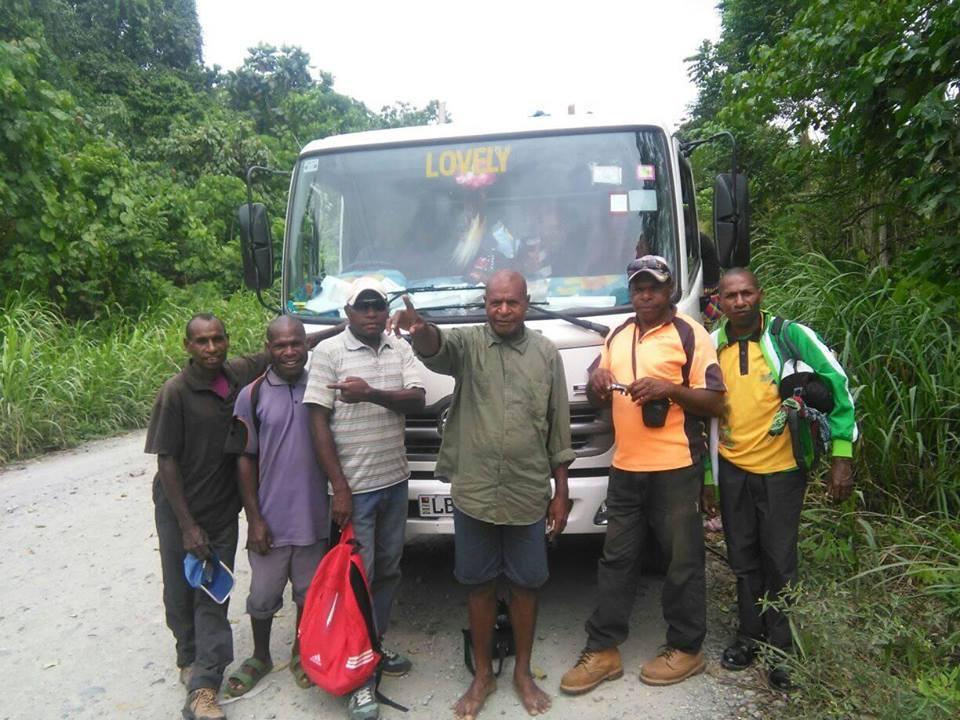 PNG Maprik Zone Housemeeting Opening