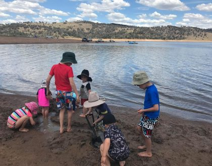 Wyangala Dam Camping Weekend