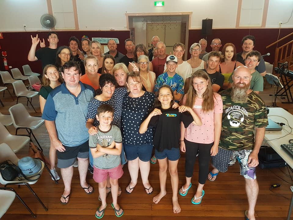Forster-Tuncurry NSW Christmas Camp
