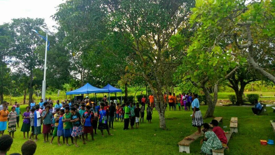 Aitape Zone PNG Easter Weekend