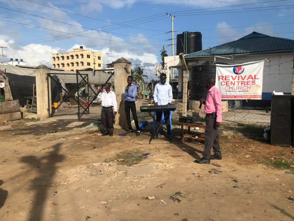 Mombasa, Kenya Outreach
