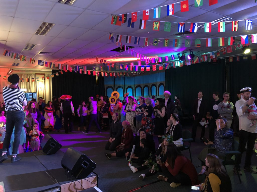 Revival Centres Church - Filled with the Spirit of God