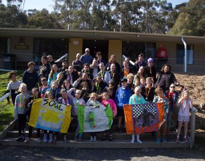 Victorian Young Revivalists Junior Camp