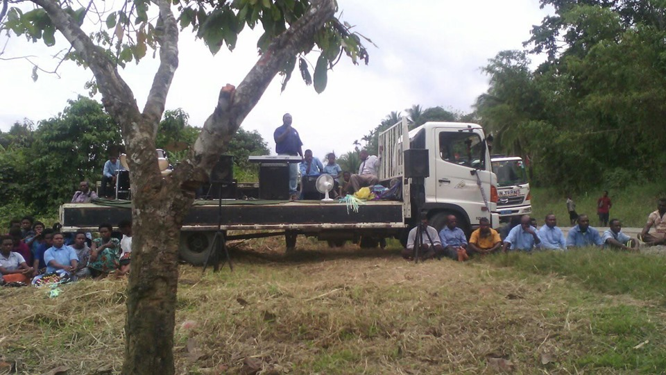 West Maprik PNG Outreach