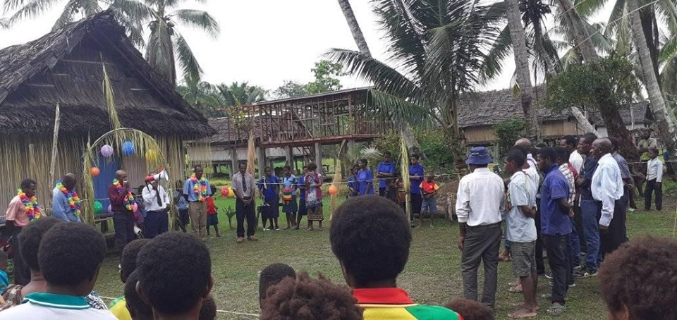 Highlands PNG Hall Opening