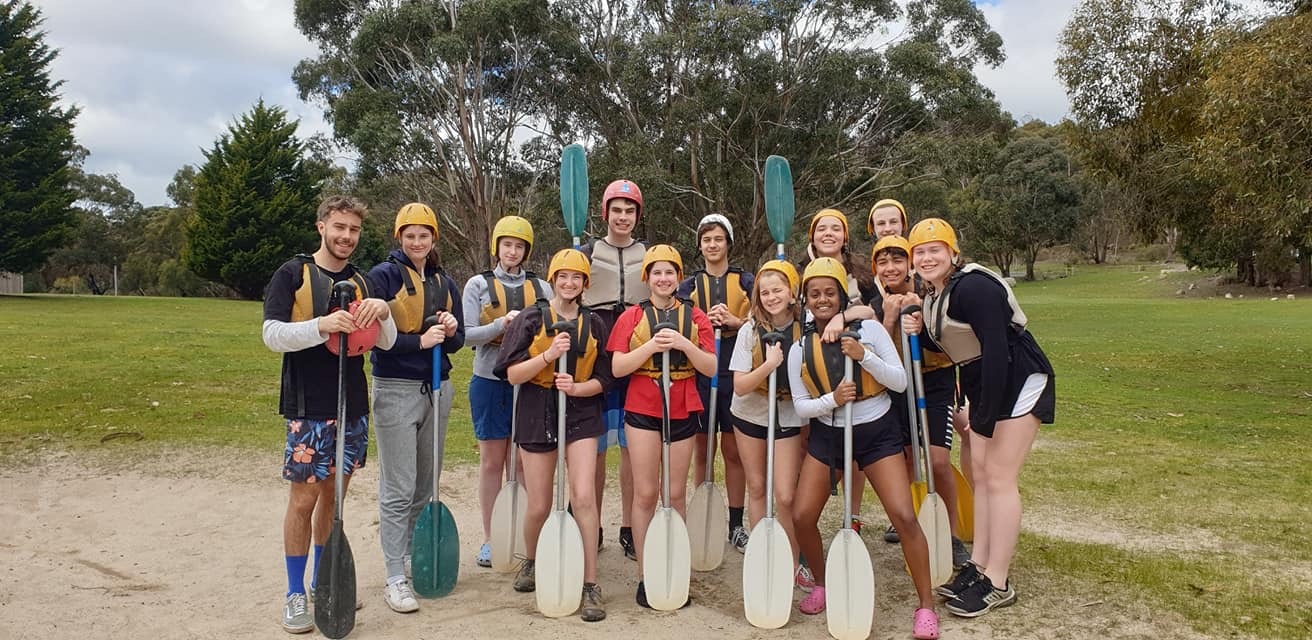 Victorian Young Revivalists Senior Camp