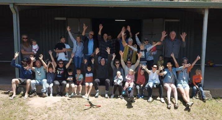 Wyangala NSW Weekend Camp