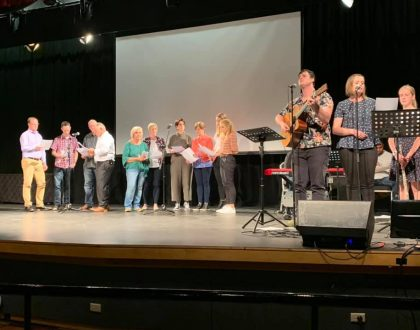 Auckland NZ Rally – Contending for the Faith
