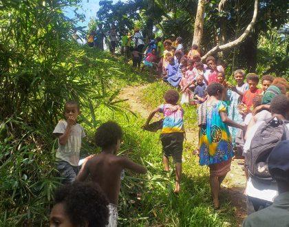 Madang PNG Baptisms
